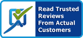 Read Trusted Reviews from Actual Customers